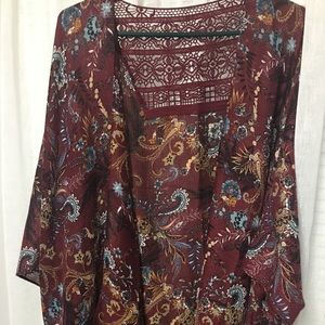 Maurices one size NWT wrap.
